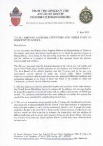thumbnail of Bishop Bavin Letter Final