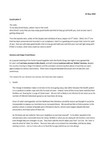 thumbnail of Covid Letter #9